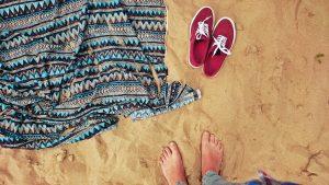 Hipi na plaži