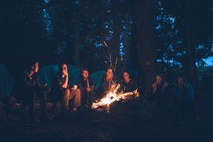 Ljudi na kampovanju