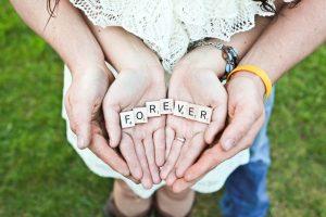 """Znak """"forever"""""""